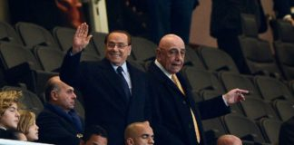Berlusconi e Galliani