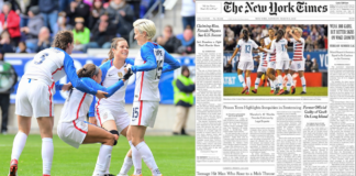 The New York Times US Soccer