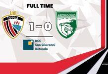 Calcio Foggia Avezzano