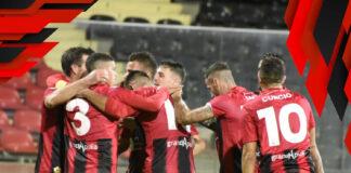 Foggia-Potenza 2-0