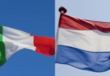 Italia-Paesi Bassi