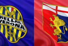 Hellas Verona-Genoa