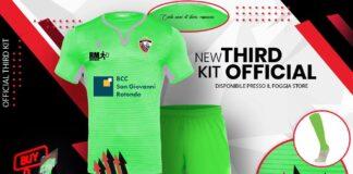 Third Kit Foggia