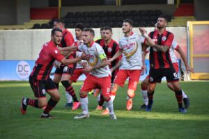 Foggia-Turris 2-2