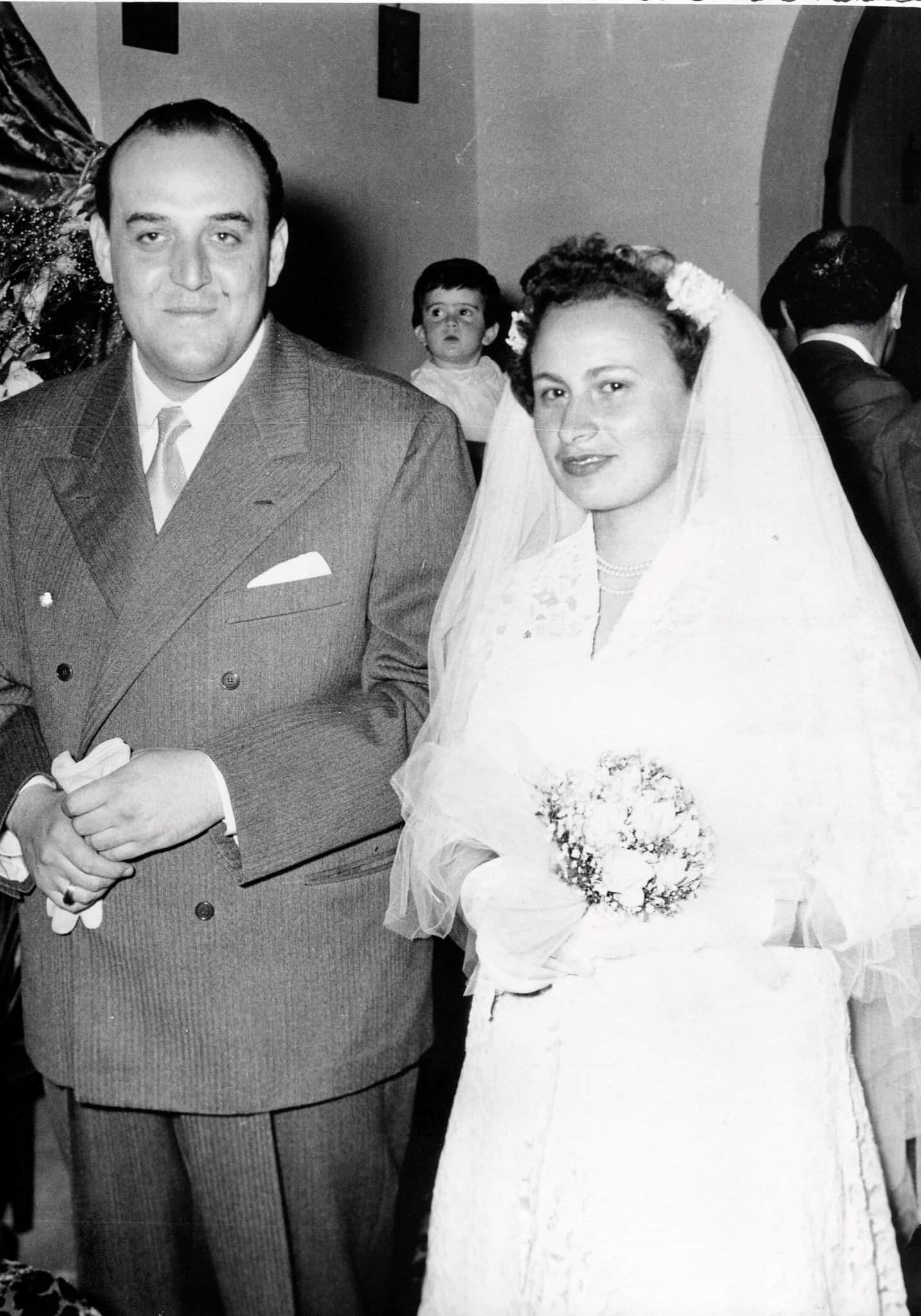 Matrimonio Rosa Rosa
