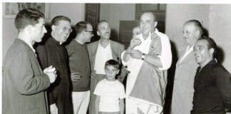 Gioacchino Rosa Rosa col papà Domenico