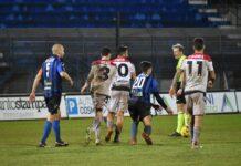 Bisceglie-Foggia 0-0