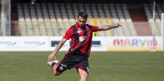 Alessio Curcio in Foggia-Monopoli 1-0