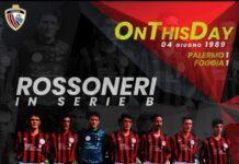 Amarcord Foggia Serie B