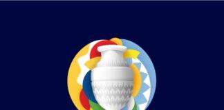 Logo CONMEBOL Copa America 2021