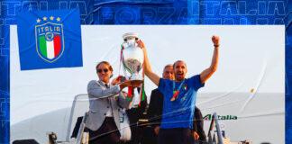 Ritorno in Italia Nazionale UEFA EURO 2020