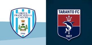 Virtus Francavilla-Taranto