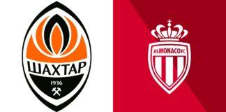 Shakthar Donetsk-Monaco
