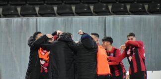 Foggia 1-1 Juve Stabia