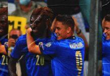 Italia-Lituania 5-0